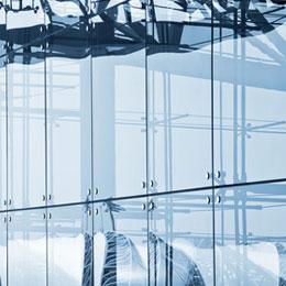 Foto Glasfassade / © Dmitry Ersler - Fotolia.com